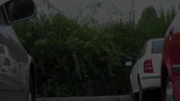 Behind A Car screen cap #3