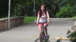 Biker screen cap #5