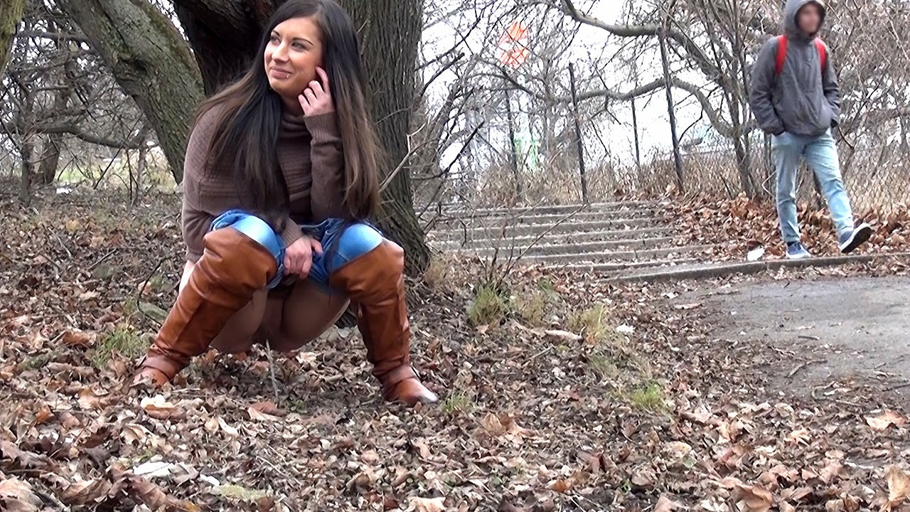 Possible Girls caught pissing their pants really. visible