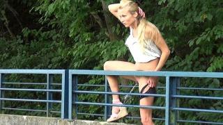 Pee Video Happy Fence