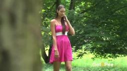 Jane in a Park screen cap #15