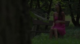 Jane in a Park screen cap #3