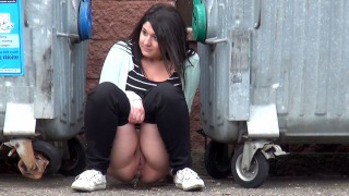 Pee Video Sweet and Shy