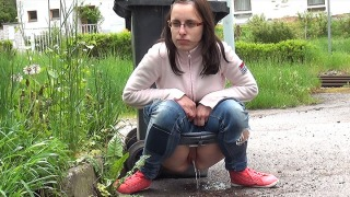 Pee Video Wet Trainers