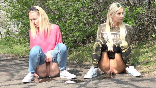Pee Video Best Friends Pee