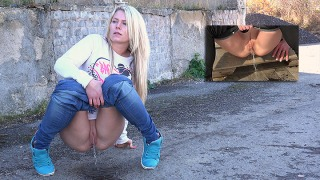 Pee Video Best Of Claudia