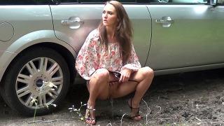 Pee Video Farrah Parks