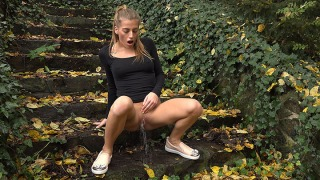 Pee Video Gushing