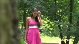 Jane in a Park screen cap #14