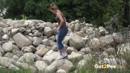 Maggy on Rocks screen cap #10
