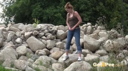 Maggy on Rocks screen cap #27