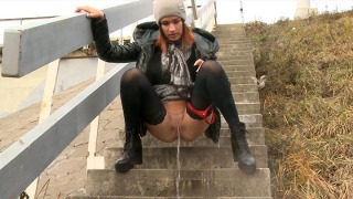 Pee Video No Strings Attached
