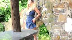 One Legged Waterfall screen cap #5