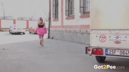 Pink Skirt screen cap #11