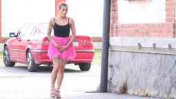 Pink Skirt screen cap #2