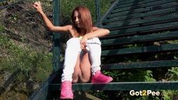 Pink Sneakers screen cap #12