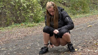 Pee Video Seriously Shy