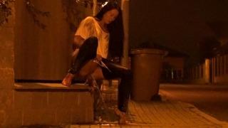Pee Video Street Corner