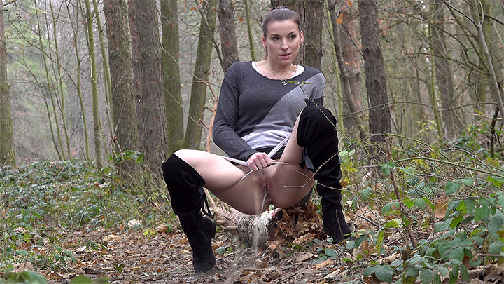 Porn Video Victoria In The Woods